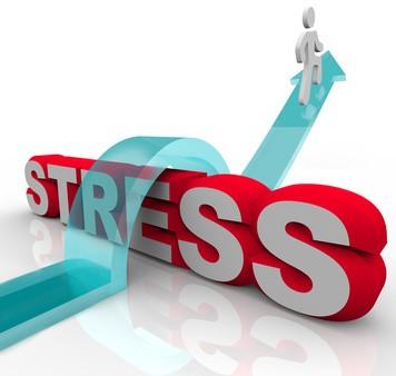 OVERCOME THE STRESS