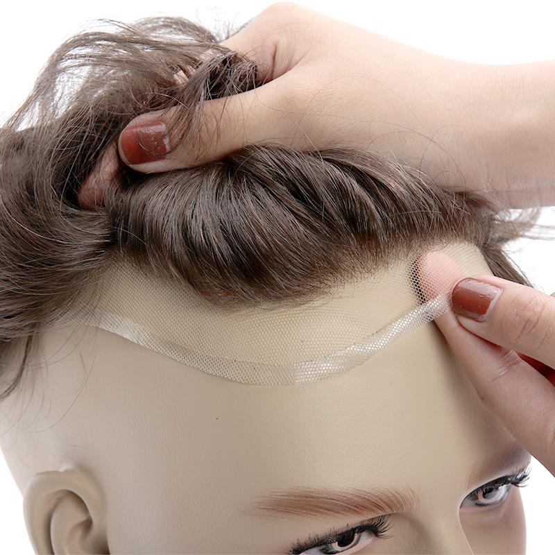 front lace toupee